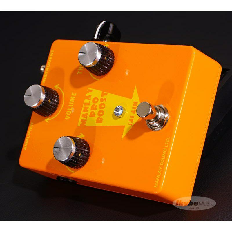Pro Boost [Colorsound Power Boost/Overdriver Reissue]_6