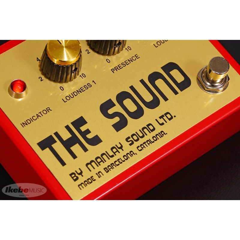 The Sound [Plexi Marshall Overdrive]_2