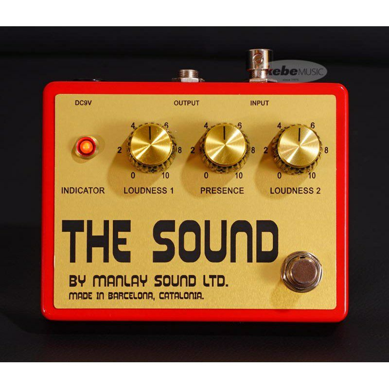 The Sound [Plexi Marshall Overdrive]_3