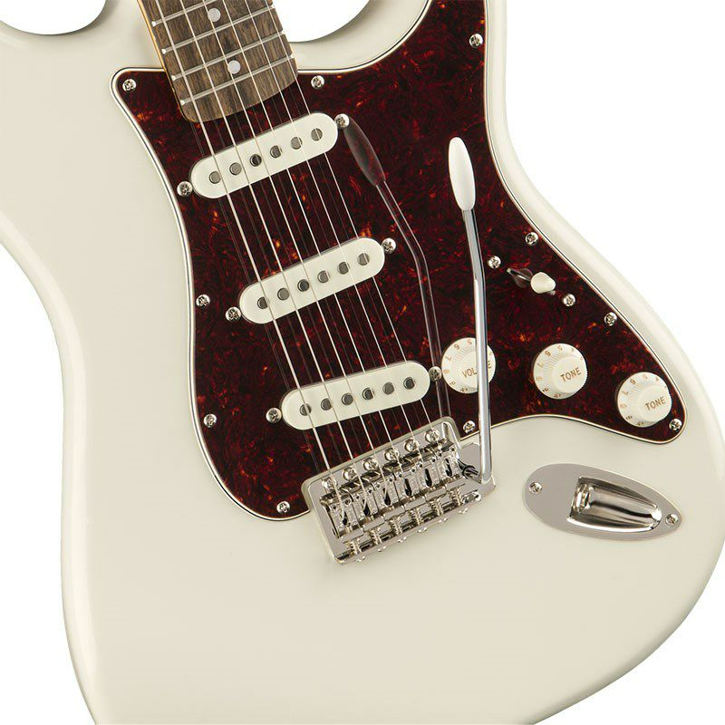 Classic Vibe '70s Stratocaster (Olympic White/Laurel Fingerboard)_4
