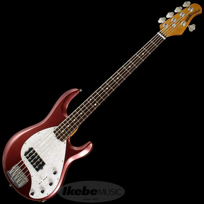 StingRay5 Special 1H (Maroon Mist/Rosewood) 【特価】_2