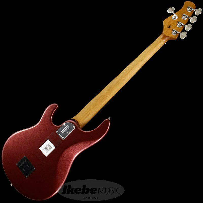 StingRay5 Special 1H (Maroon Mist/Rosewood) 【特価】_3
