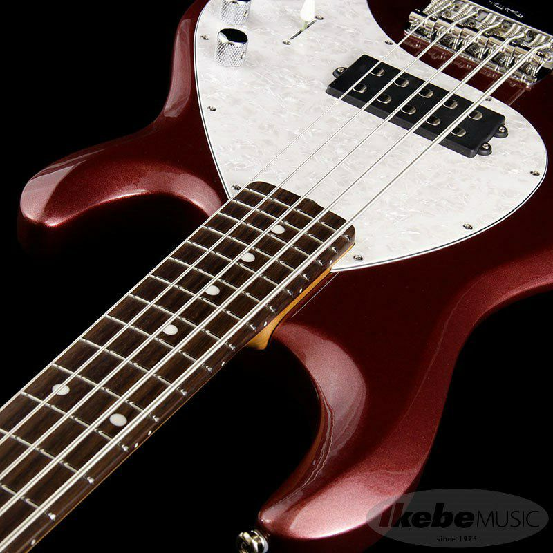 StingRay5 Special 1H (Maroon Mist/Rosewood) 【特価】_6