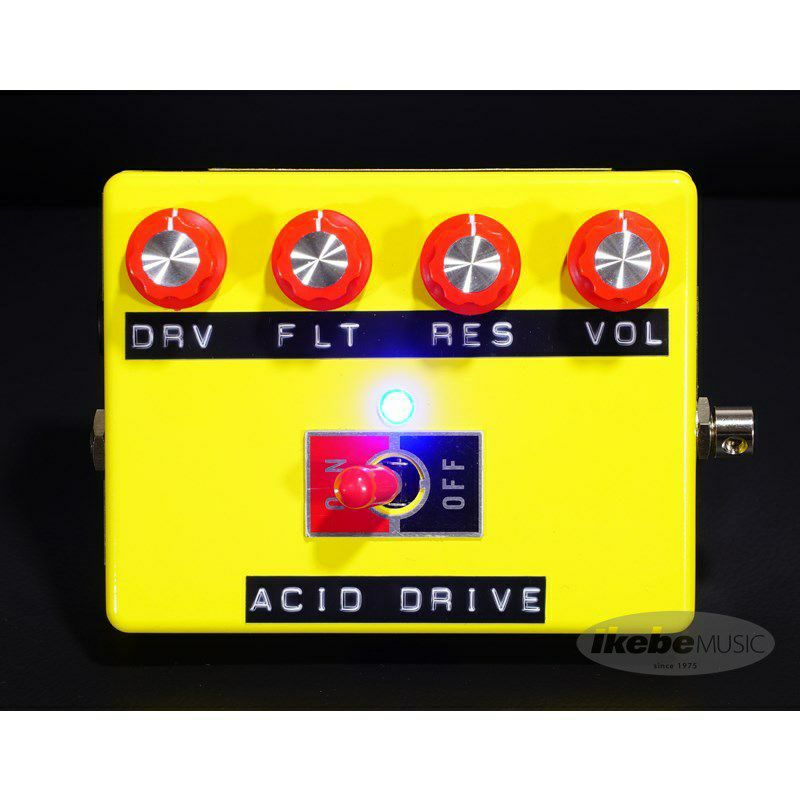 ACID DRIVE SN.018 《Ultimate Distortion for Synthesizer》【2019 NAMM SHOW買付品】_2