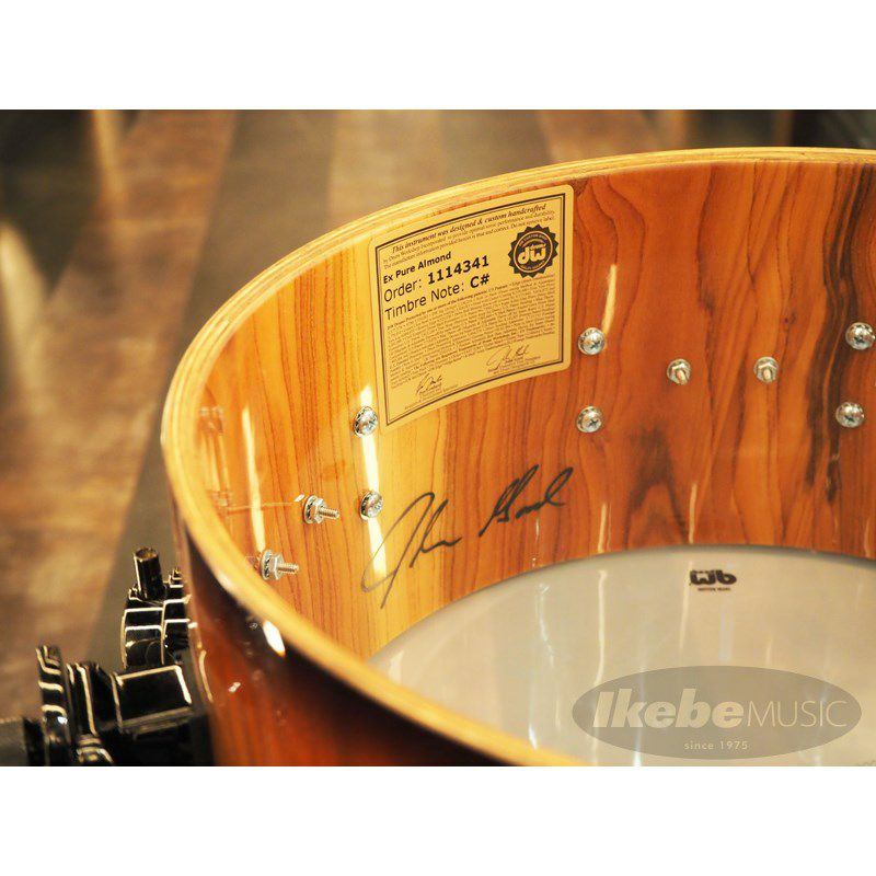 DW-AM1407SD/ALMOND/N [Collector's Series Pure Almond 14 x 7] 【展示品入れ替え特価!】_10