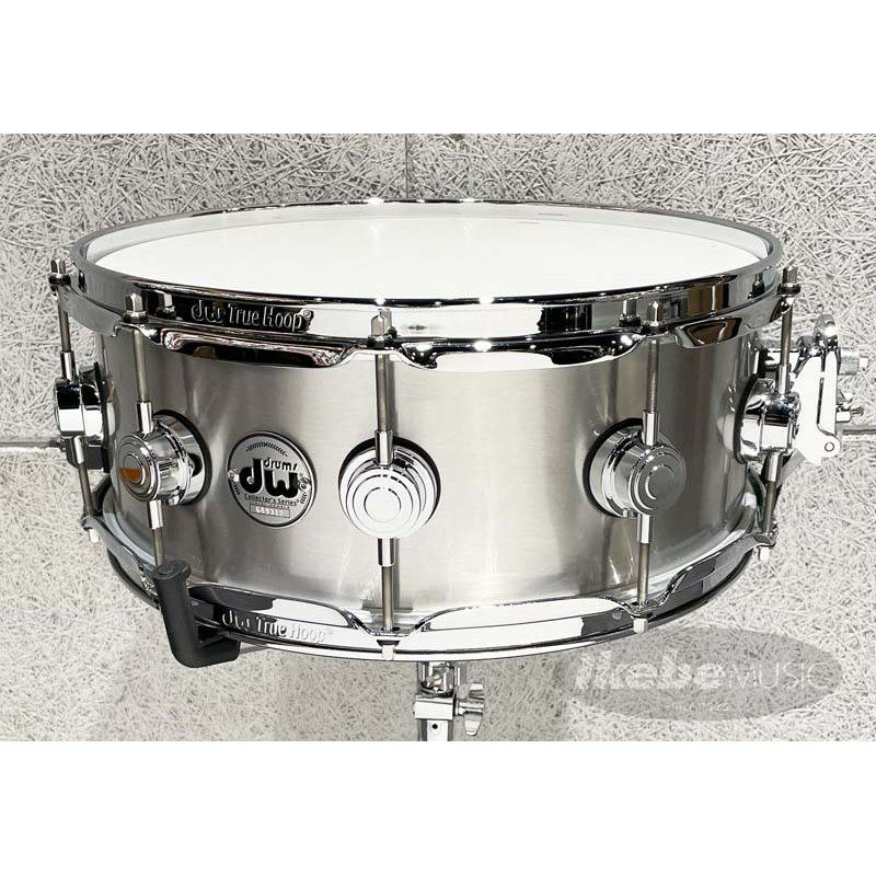 DW-TAL1455SD/ALUMI/C [Collector's Metal Snare / Thin Aluminum 14×5.5]【展示品入れ替え特価!】_1