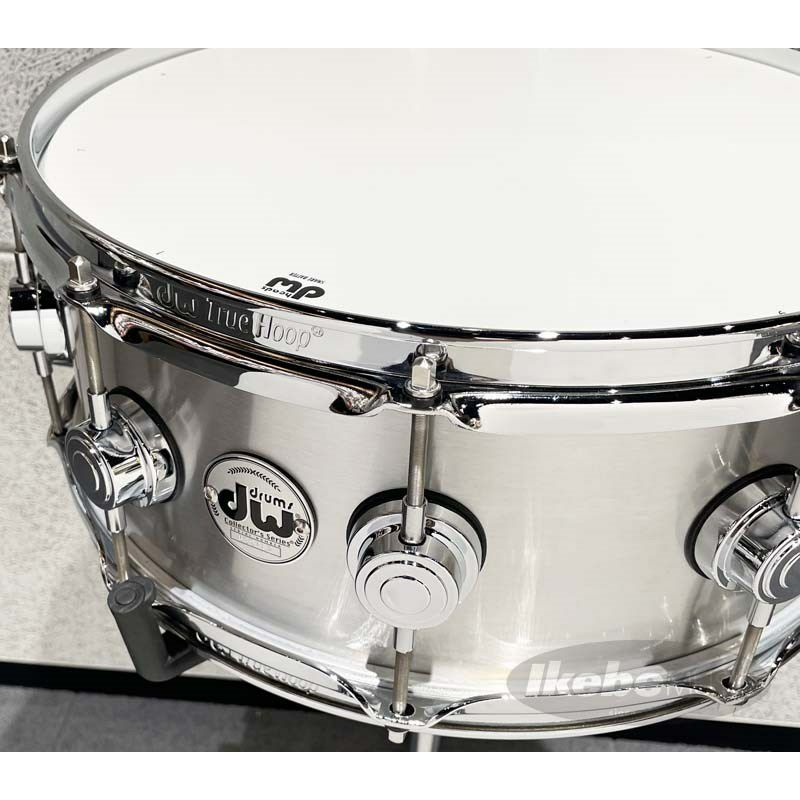 DW-TAL1455SD/ALUMI/C [Collector's Metal Snare / Thin Aluminum 14×5.5]【展示品入れ替え特価!】_3