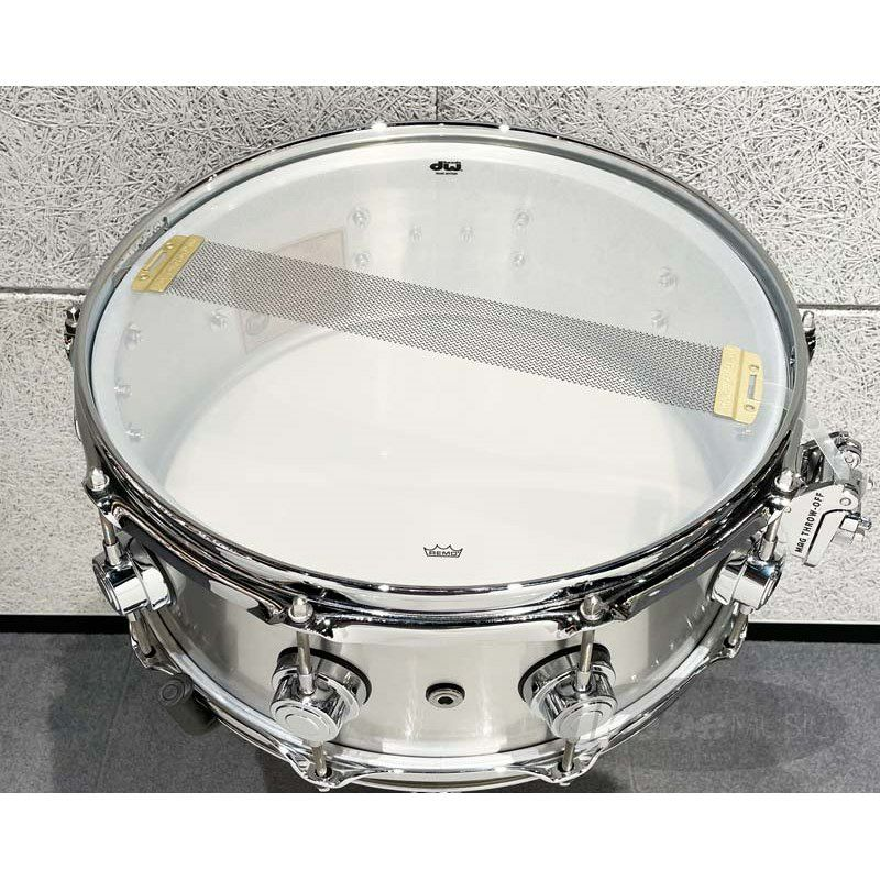 DW-TAL1455SD/ALUMI/C [Collector's Metal Snare / Thin Aluminum 14×5.5]【展示品入れ替え特価!】_5