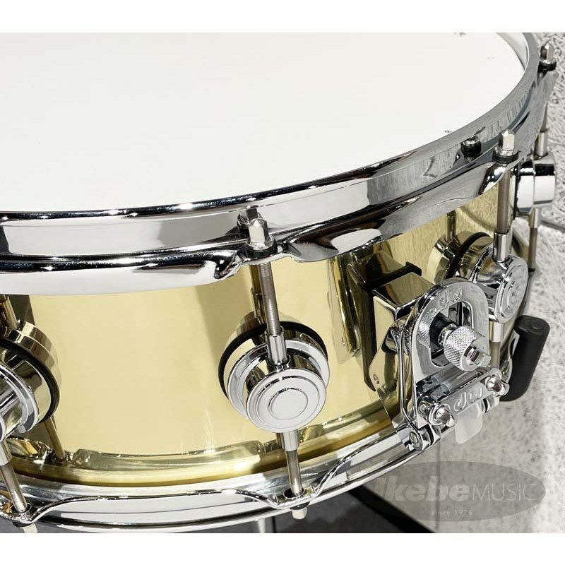 DW-BR7 1455SD/BRASS/C/S [Collector's Metal Snare / Bell Brass 14×5.5]【展示品入れ替え特価!】_2