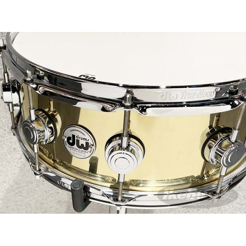 DW-BR7 1455SD/BRASS/C/S [Collector's Metal Snare / Bell Brass 14×5.5]【展示品入れ替え特価!】_3