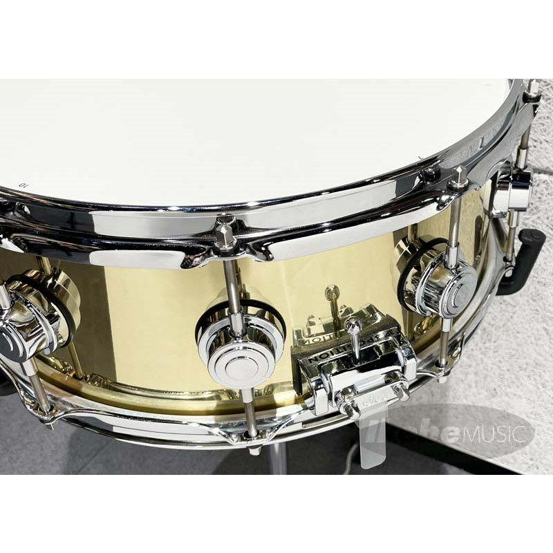 DW-BR7 1455SD/BRASS/C/S [Collector's Metal Snare / Bell Brass 14×5.5]【展示品入れ替え特価!】_4