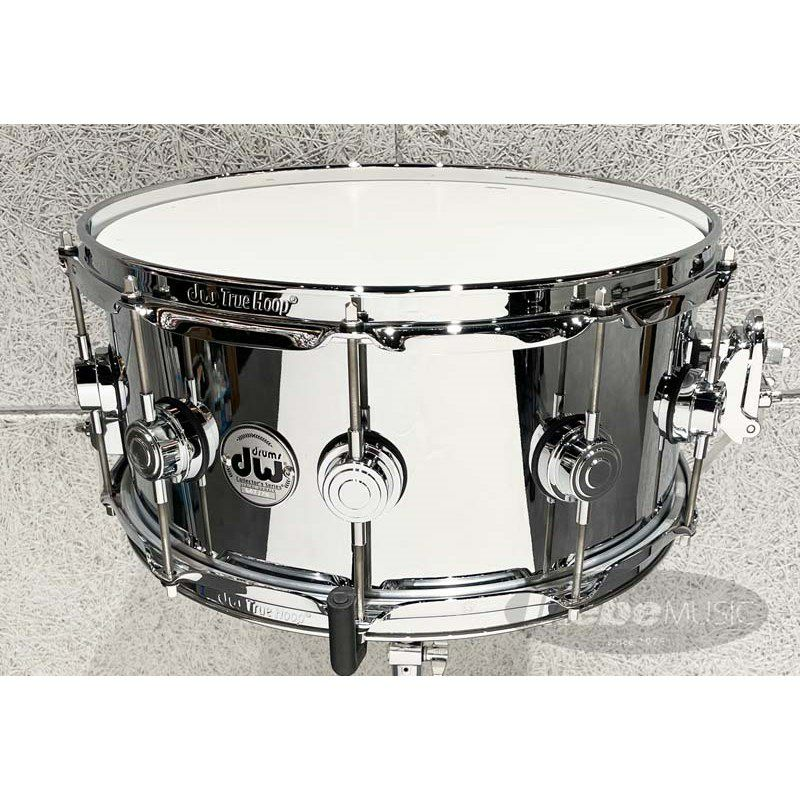 DW-ST7 1465SD/STEEL/C/S [Collector's Metal Snare / Steel 14 x 6.5]【展示品入れ替え特価!】_1