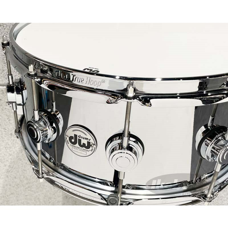 DW-ST7 1465SD/STEEL/C/S [Collector's Metal Snare / Steel 14 x 6.5]【展示品入れ替え特価!】_3