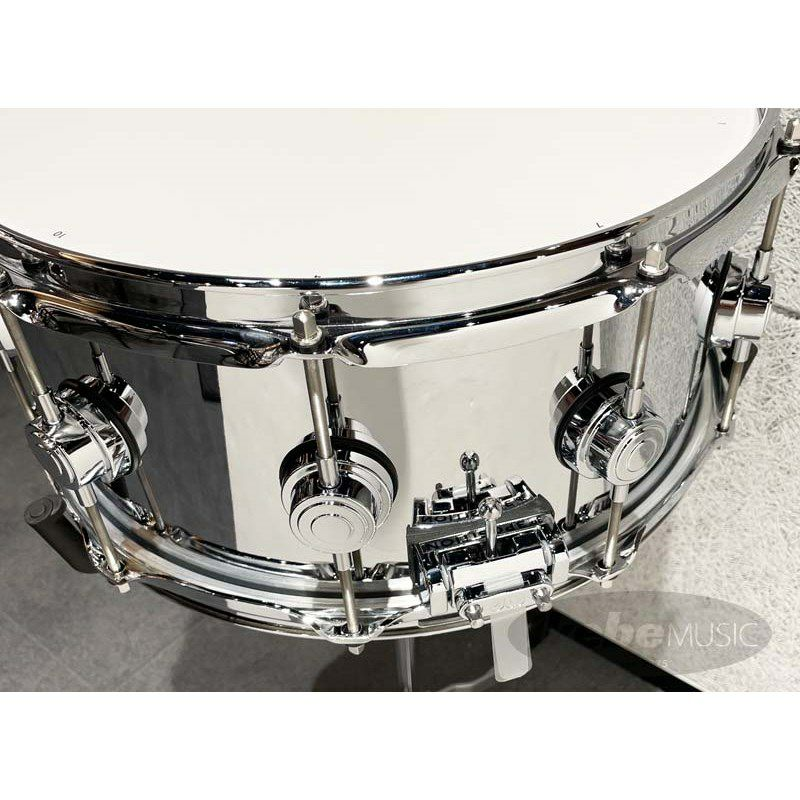 DW-ST7 1465SD/STEEL/C/S [Collector's Metal Snare / Steel 14 x 6.5]【展示品入れ替え特価!】_4