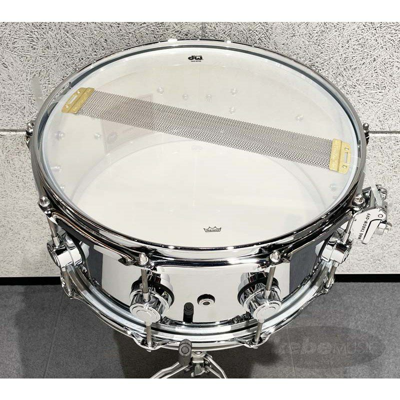 DW-ST7 1465SD/STEEL/C/S [Collector's Metal Snare / Steel 14 x 6.5]【展示品入れ替え特価!】_5