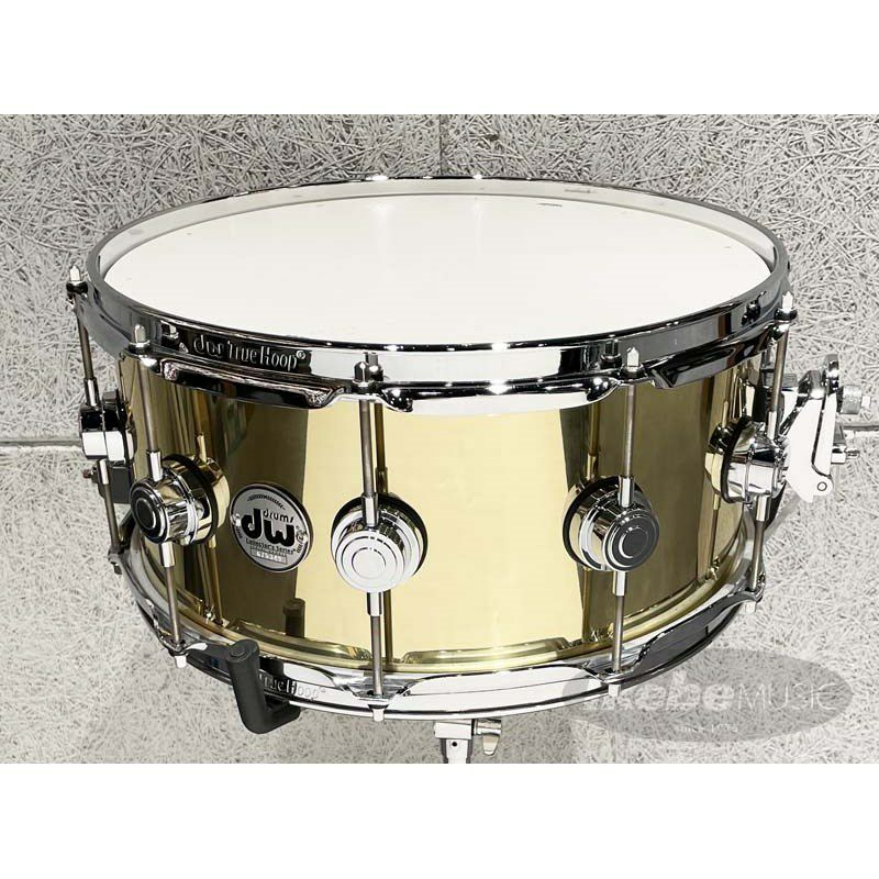 DW-BR7 1465SD/BRASS/C/S [Collector's Metal Snare / Bell Brass 14×6.5]【展示品入れ替え特価!】_1