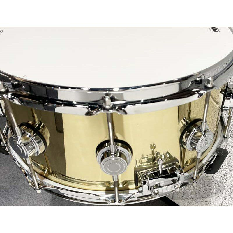 DW-BR7 1465SD/BRASS/C/S [Collector's Metal Snare / Bell Brass 14×6.5]【展示品入れ替え特価!】_2
