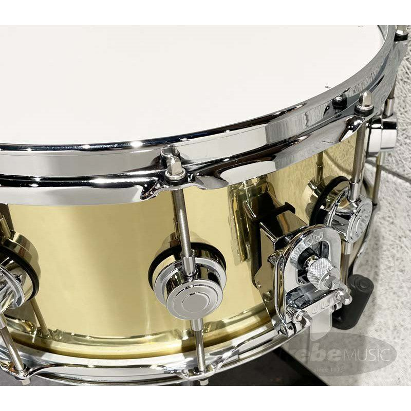 DW-BR7 1465SD/BRASS/C/S [Collector's Metal Snare / Bell Brass 14×6.5]【展示品入れ替え特価!】_3