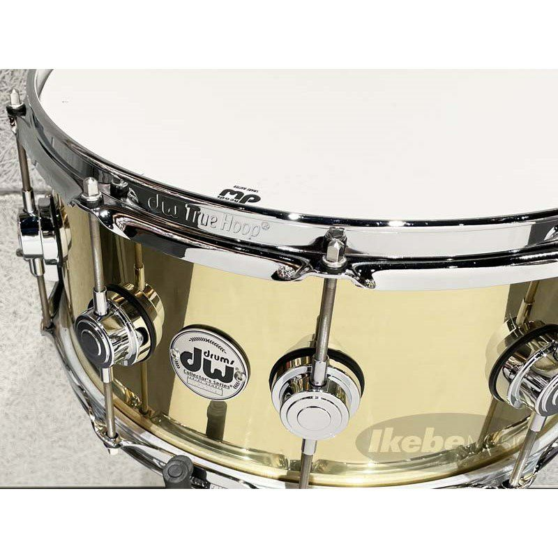 DW-BR7 1465SD/BRASS/C/S [Collector's Metal Snare / Bell Brass 14×6.5]【展示品入れ替え特価!】_4
