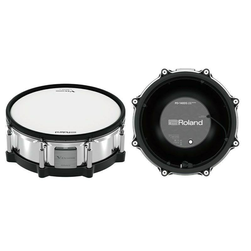 TD-50KV [V-Drums Kit] with KD-140-BC [V-Kick] & MDS-STG [Drum Stand] 【お得なハードウェアパッケージセット!】_6