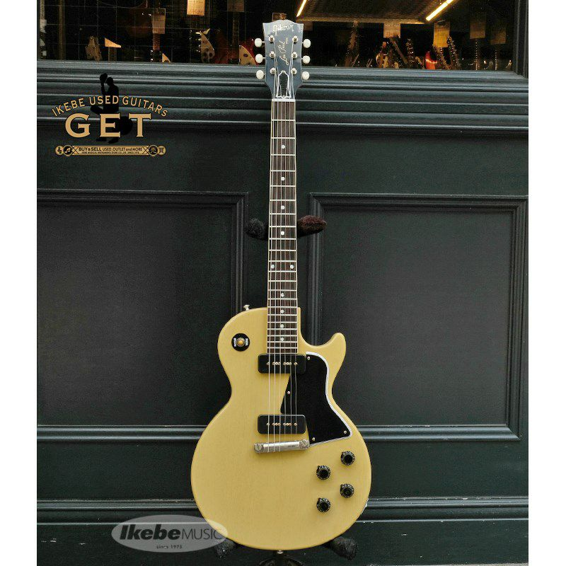 Custom Shop 1957 Les Paul Special Single Cut TV Yellow VOS 【S/N:70205】【特価】【Weight≒3.22kg】_1