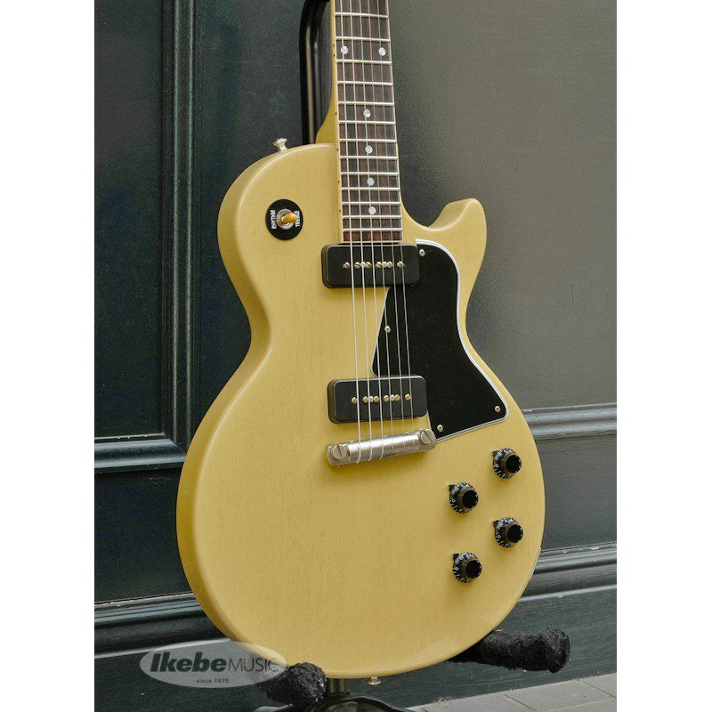 Custom Shop 1957 Les Paul Special Single Cut TV Yellow VOS 【S/N:70205】【特価】【Weight≒3.22kg】_4