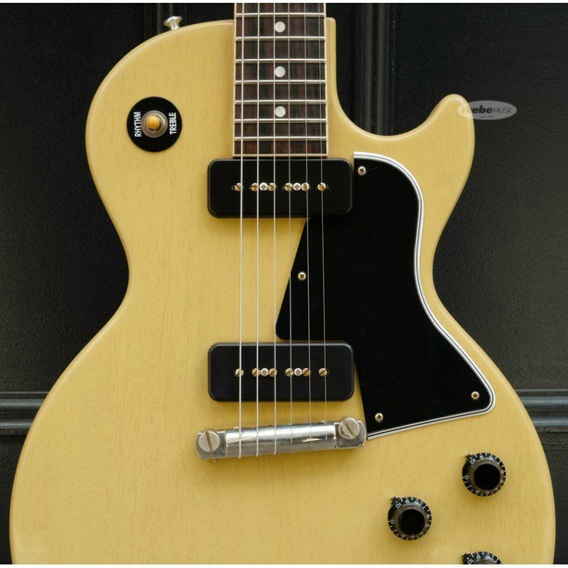 Custom Shop 1957 Les Paul Special Single Cut TV Yellow VOS 【S/N:70205】【特価】【Weight≒3.22kg】_5