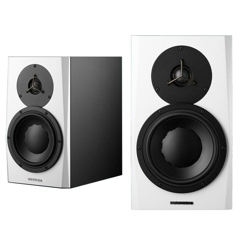 LYD 7 BLACK WITH WHITE BAFFLE ペア(お取り寄せ商品)_1