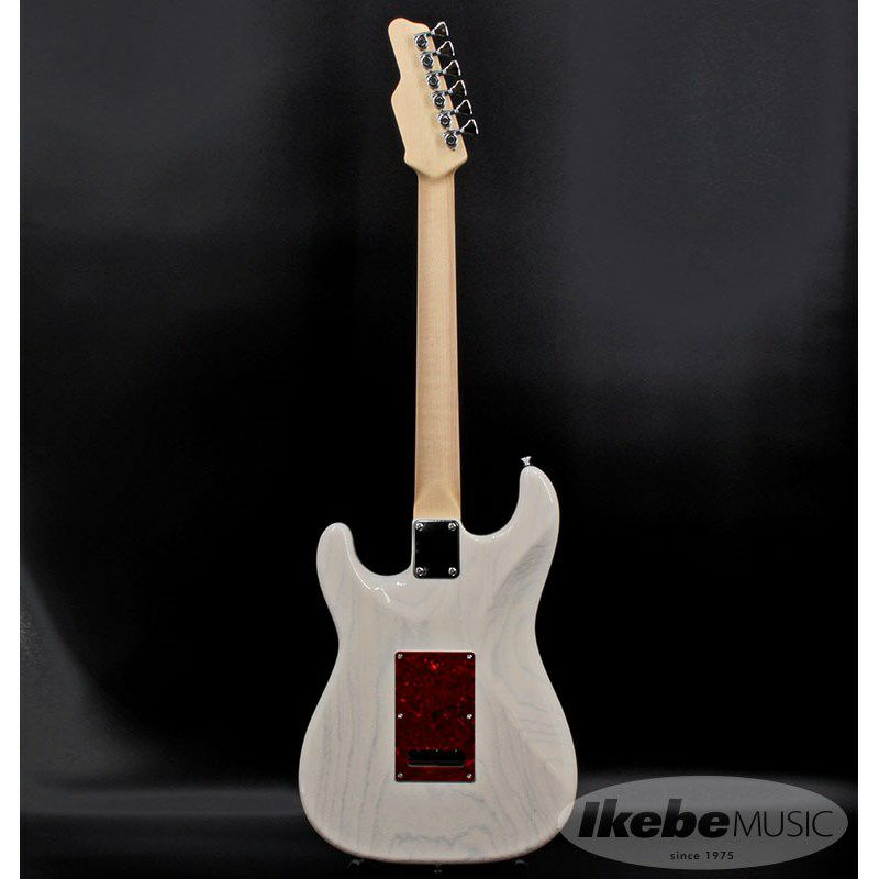 Japan Classic Ash/Rosewood with Large Head Stock (White Blonde)【SN.J21038】_3