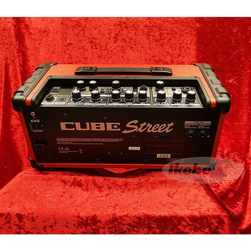 CUBE Street RED /箱ボロ処分特価_2