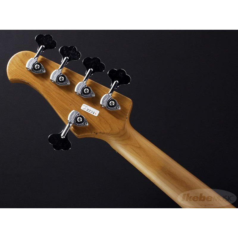 XJ-1T 5st 3Tone Burst/Alder/Rosewood Lacquer Heavy Aged,Roasted Neck_9