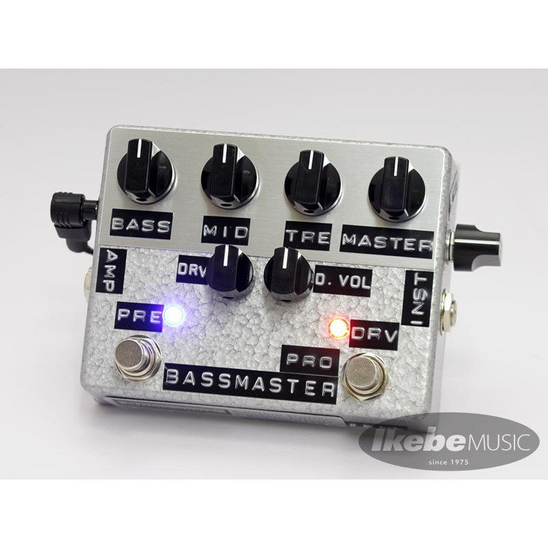 Bass Master Preamp-Pro Silver Hammer[BMP1 PRO]_1