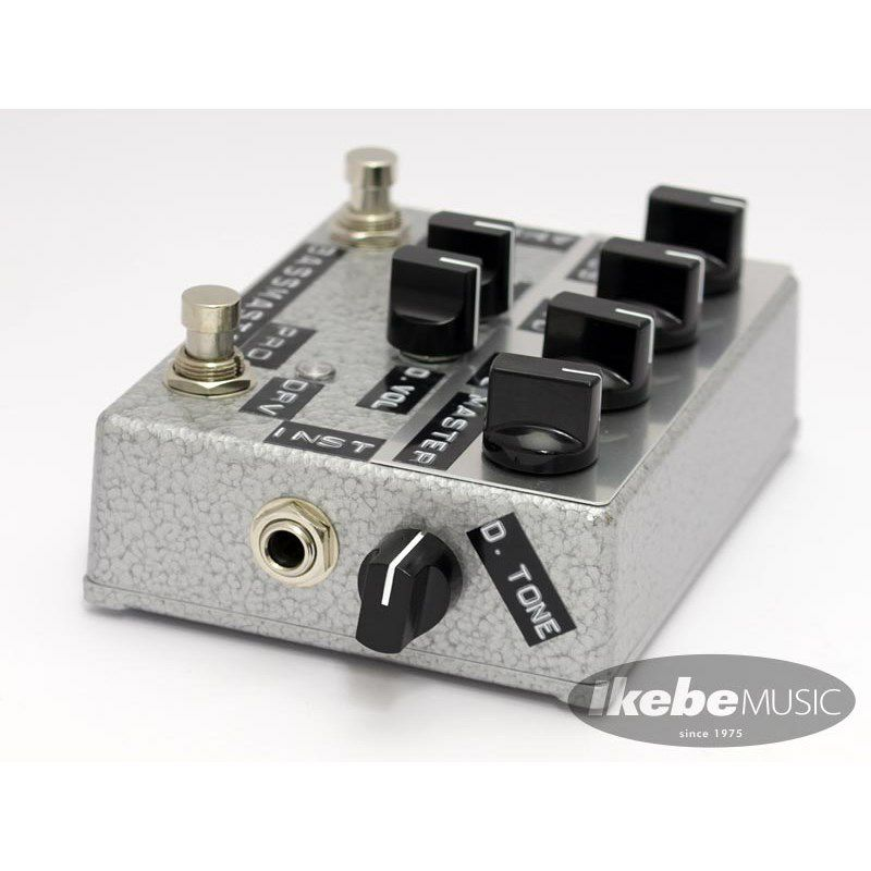 Bass Master Preamp-Pro Silver Hammer[BMP1 PRO]_3