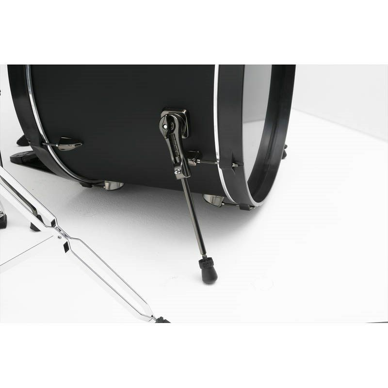 IE52KH6B-BOB [IMPERIALSTAR 22 Bass Drum Kit w/Hardware Kit (without Cymbal)/Blacked Out Black] 【限定品】 【お取り寄せ品】_8