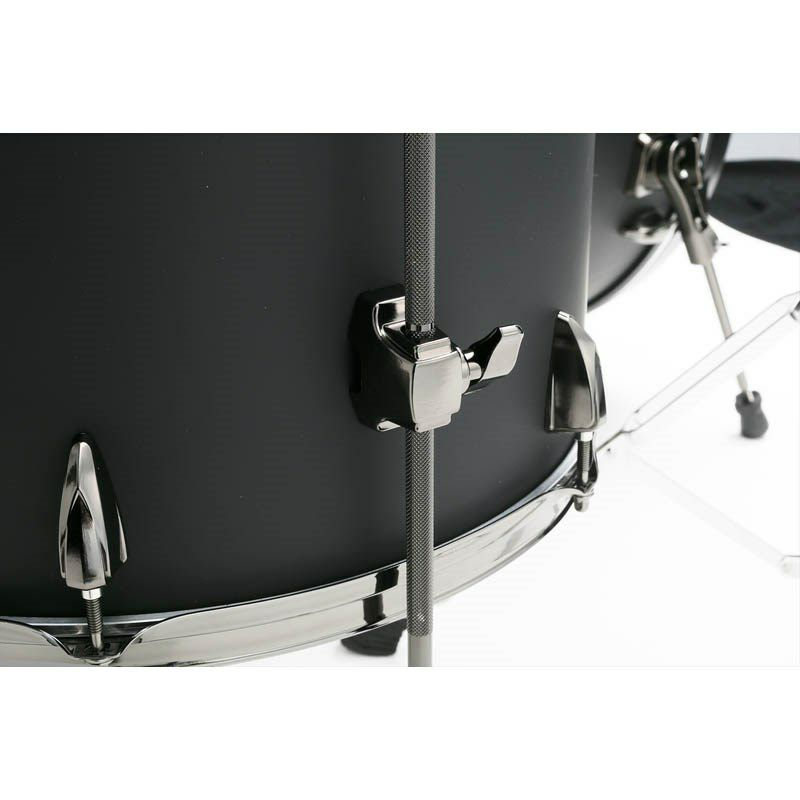 IE52KH6B-BOB [IMPERIALSTAR 22 Bass Drum Kit w/Hardware Kit (without Cymbal)/Blacked Out Black] 【限定品】 【お取り寄せ品】_9
