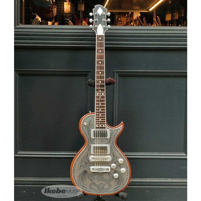 Antanus Metal Front Series A24MF DRAGON & HEART (Natural) 【特価】【Weight≒3.87kg】_1