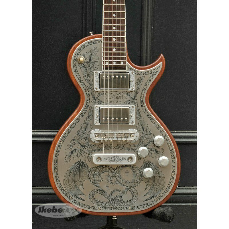Antanus Metal Front Series A24MF DRAGON & HEART (Natural) 【特価】【Weight≒3.87kg】_3