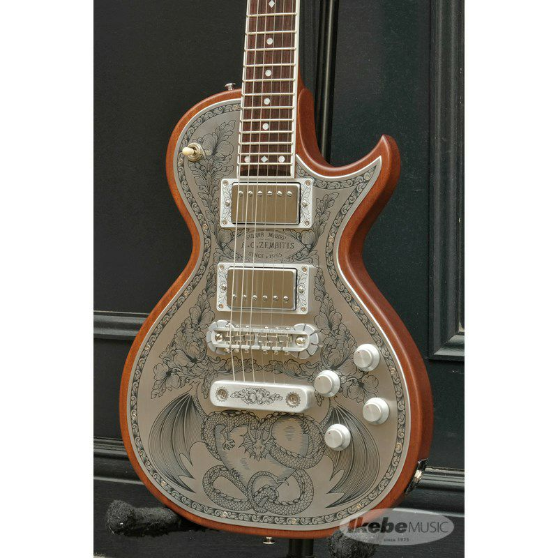 Antanus Metal Front Series A24MF DRAGON & HEART (Natural) 【特価】【Weight≒3.87kg】_4