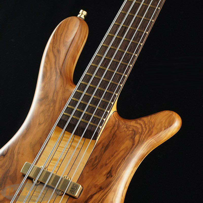 CS Streamer Stage I 5st Hand-Selected Olive Body/4Pc. Maple Neck /Whiskey Tinted Honey Transparent Satin(#H163341-19)【特価】_5