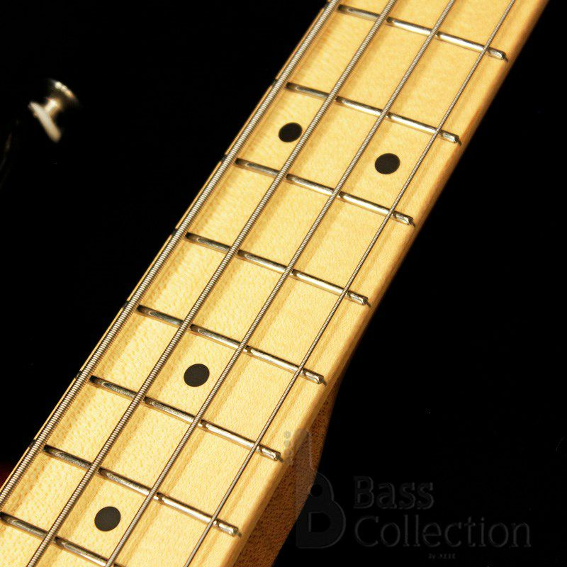 NYC Vintage 4st/21F w/Roasted Maple Neck (Flamed Maple Top / '59 Burst)_6