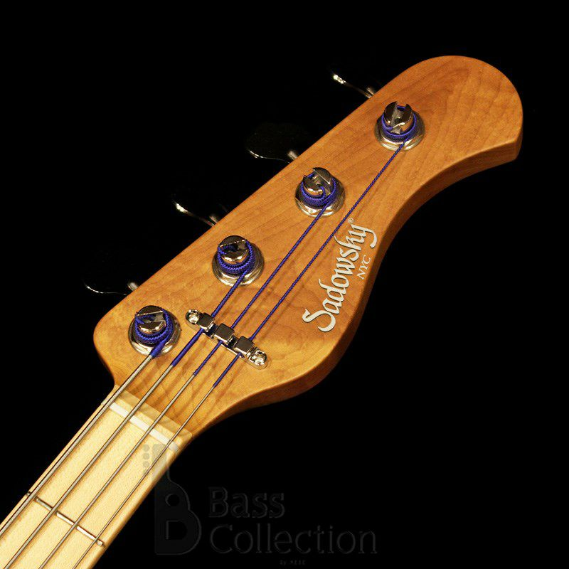 NYC Vintage 4st/21F w/Roasted Maple Neck (Flamed Maple Top / '59 Burst)_8