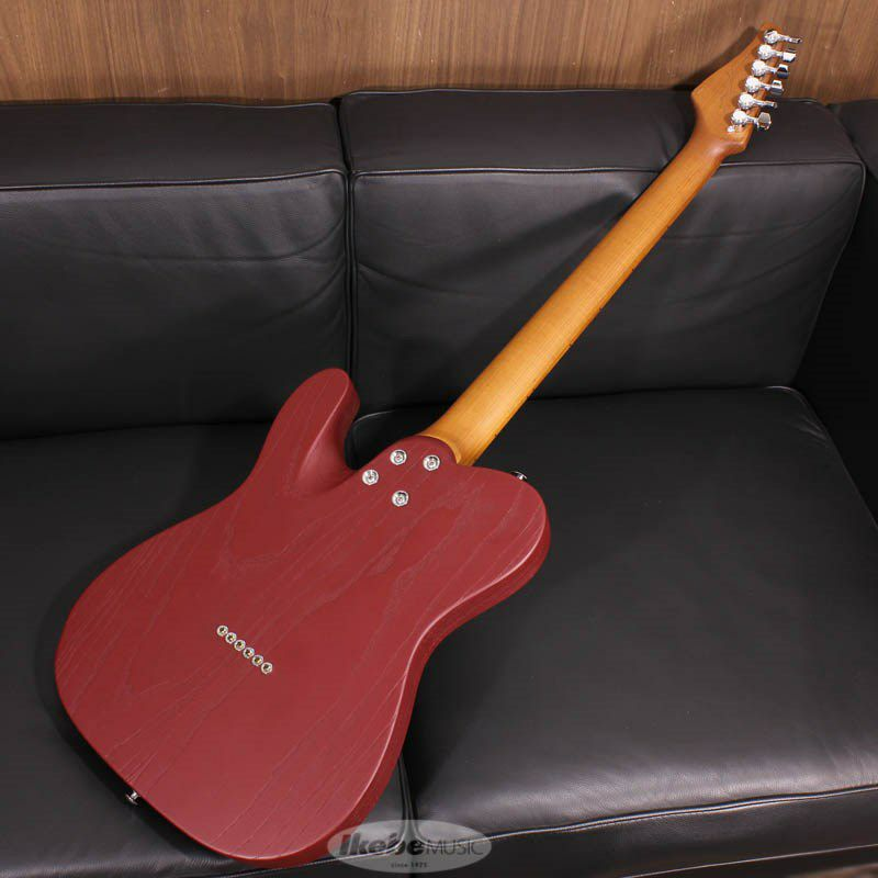 Signature Series Andy Wood Signature Modern T, Classic Style, Iron Red SN.62583_2