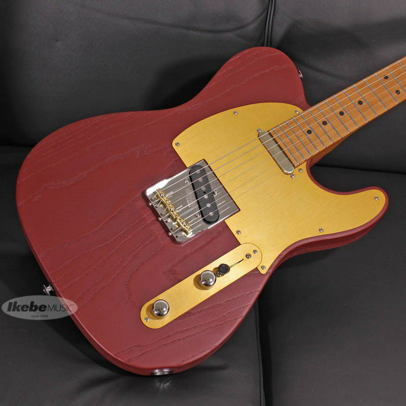 Signature Series Andy Wood Signature Modern T, Classic Style, Iron Red SN.62583_3