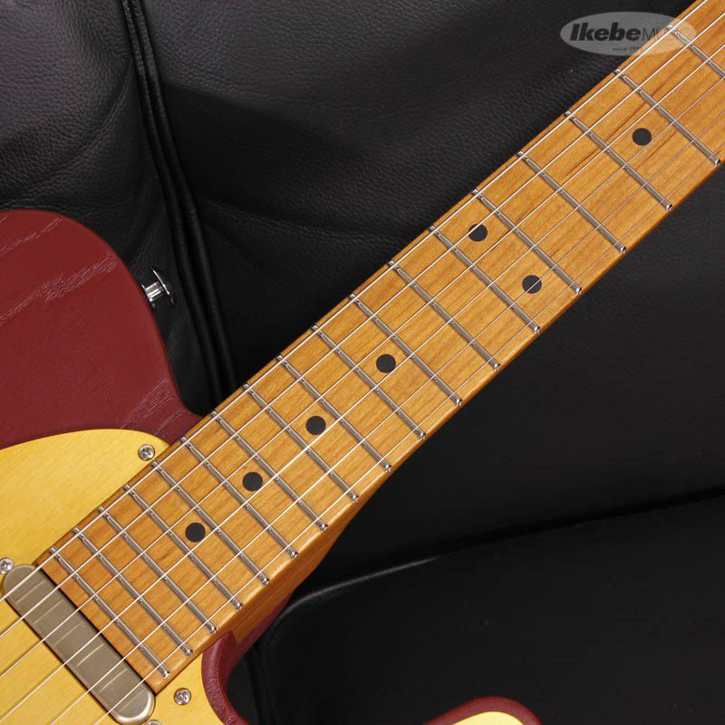 Signature Series Andy Wood Signature Modern T, Classic Style, Iron Red SN.62583_5