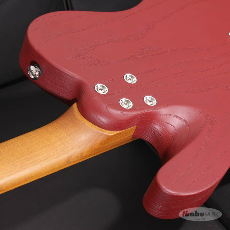Signature Series Andy Wood Signature Modern T, Classic Style, Iron Red SN.62583_6
