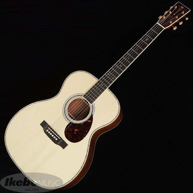 CTM OM 41 Style PROMOTION MODEL [High Altitude Swiss Spruce/Guatemalan Rosewood] 【チョイキズ特価】_2