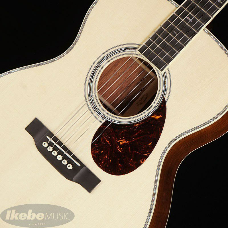 CTM OM 41 Style PROMOTION MODEL [High Altitude Swiss Spruce/Guatemalan Rosewood] 【チョイキズ特価】_4