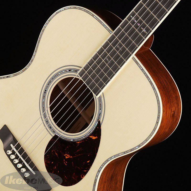 CTM OM 41 Style PROMOTION MODEL [High Altitude Swiss Spruce/Guatemalan Rosewood] 【チョイキズ特価】_5