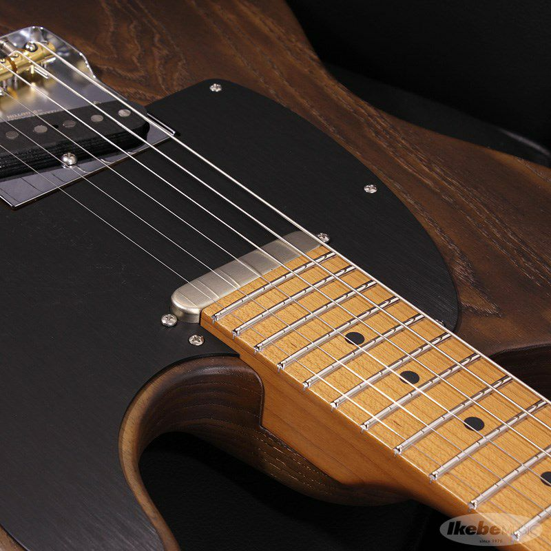 Signature Series Andy Wood Signature Modern T, Classic Style, Whiskey Barrel SN.62581_8