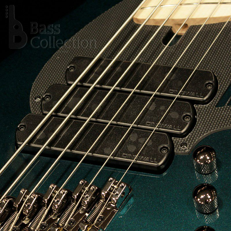 NG-3 6st / AdamNolly Getgood Signature Model (Black Forest Green)_3